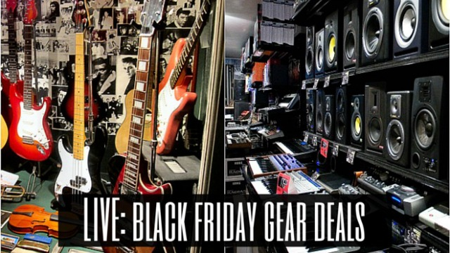 LiveBlog: Black Friday Deals
