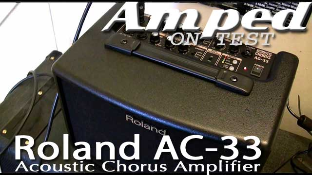 review roland ac 33 portable acoustic power video sonic state amped. Black Bedroom Furniture Sets. Home Design Ideas
