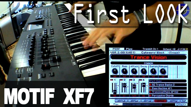 MOTIF XF and FIreWire