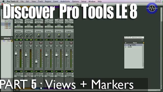 Download Pro Tools 8 Elastic Audio In Action TUTORiAL