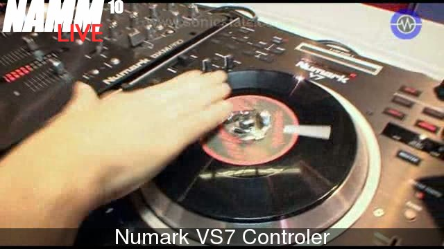 Wnamm10 The Turntable Evolved By Numark